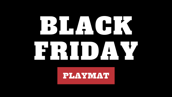Black Friday PLAYMAT